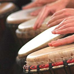 Trainer/Workshop Amsterdam  (NL) Djembe Workshop
