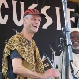 Percussionist Amsterdam  (NL) Rutger vd Ree | Percussionist
