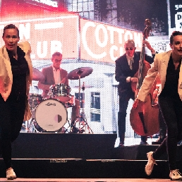 Orkest Amsterdam  (NL) Jump 'N Jive
