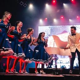 Band Zwolle  (NL) Jump 'N Jive