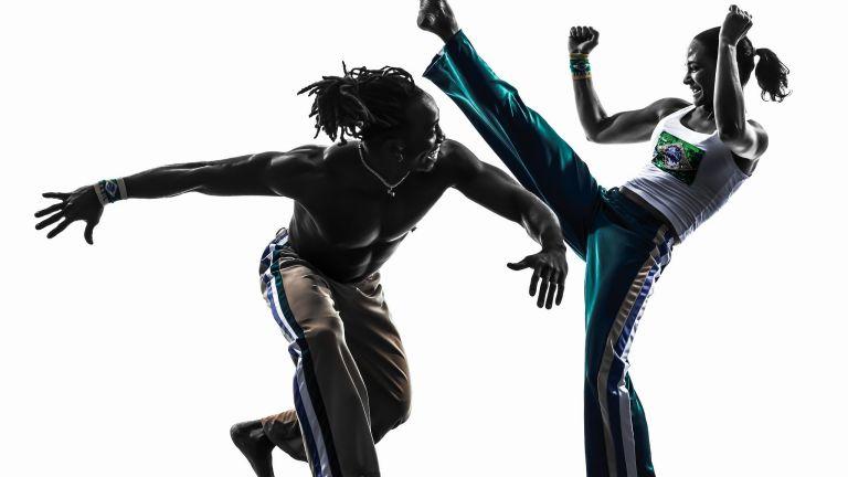 Trainer/Workshop Amsterdam  (NL) Capoeira Workshop