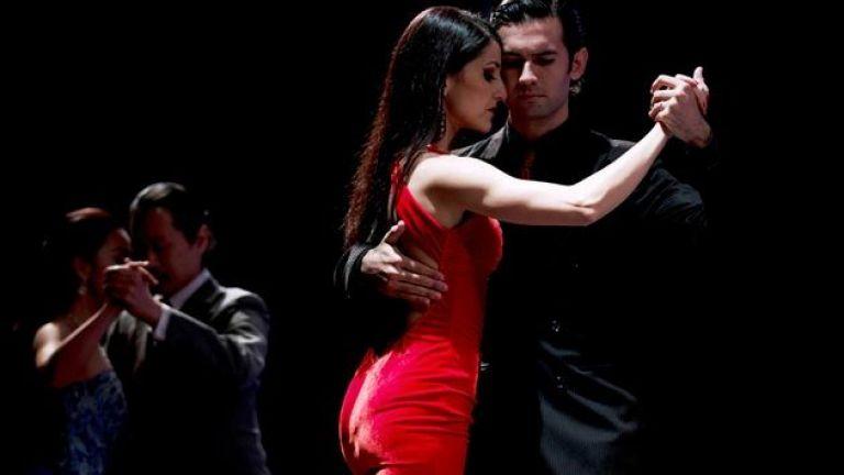 Gracieus Tango Workshop