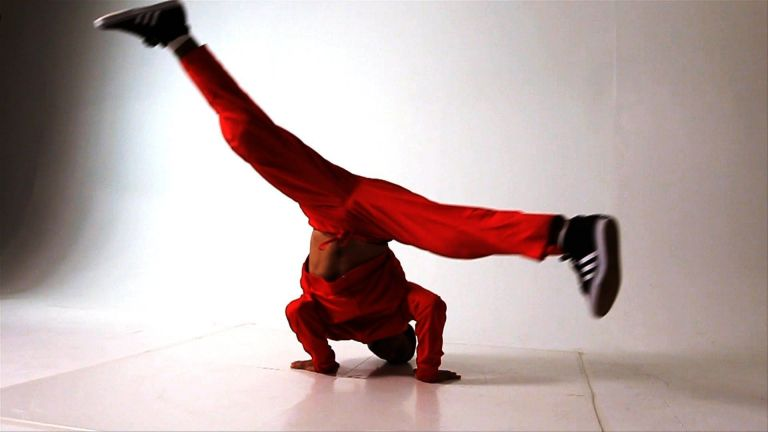 Breakdance Workshop