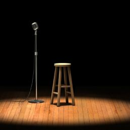 Trainer/Workshop Amsterdam  (NL) Stand-up comedy show en/of clinic