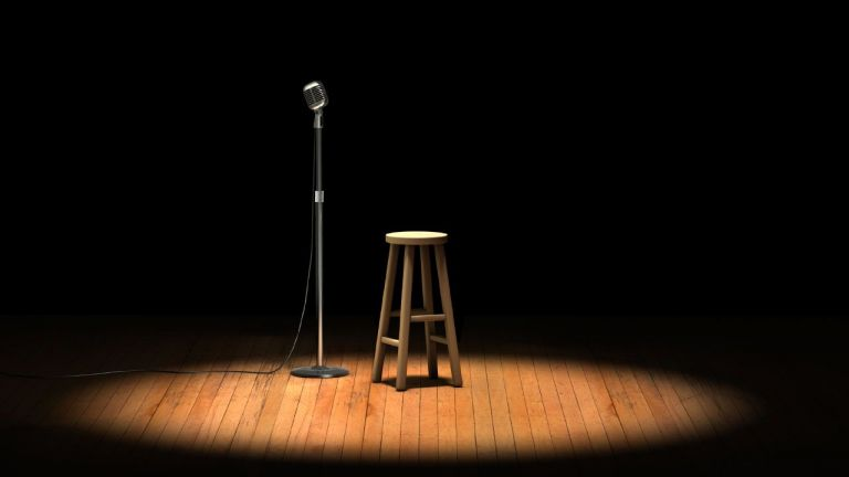Stand-up comedy show and/or clinic