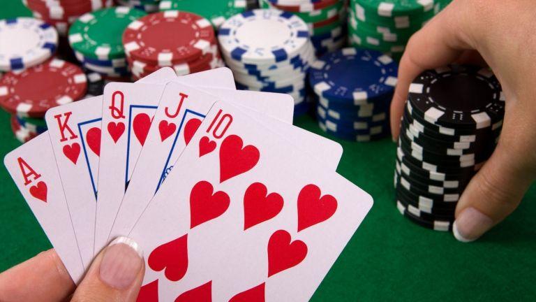 Poker show en/of clinic