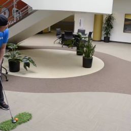 Trainer/Workshop Amsterdam  (NL) Kantoor Golf