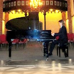 Pianist Amsterdam  (NL) Pianist Thomas Alexander - Pure passie!