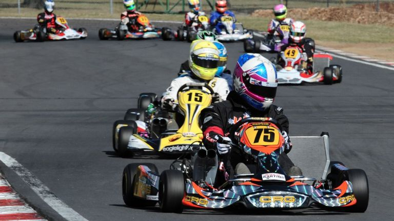 Karting clinic