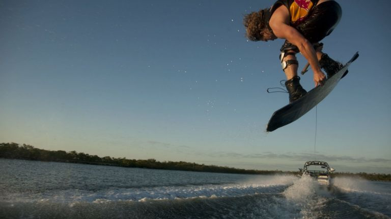 Wakeboard clinic