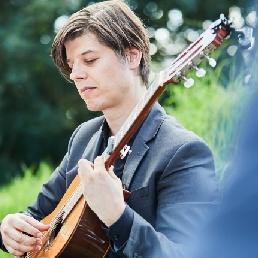 Gitarist Amsterdam  (NL) Martijn Buijnsters - Bruiloft gitarist