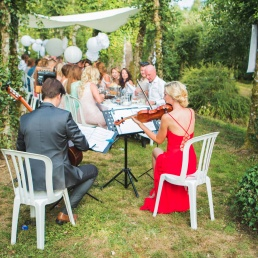 Band Amsterdam  (NL) Strings Attached - wedding music