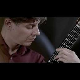 Akoestische gitarist - Martijn Buijnsters