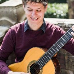 Gitarist Amsterdam  (NL) Akoestisch gitarist - Martijn Buijnsters