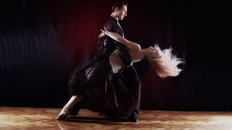 Dance group Amsterdam  (NL) Ballroom Dance Show