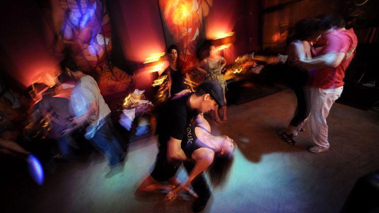 Dansgroep Amsterdam  (NL) Zouk Dansshow