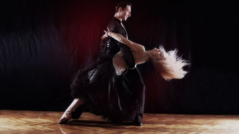Ballroom Dansshow