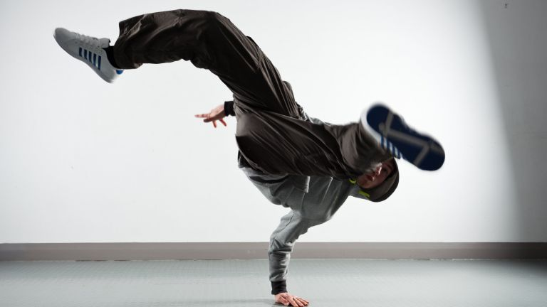 Breakdance Dansshow
