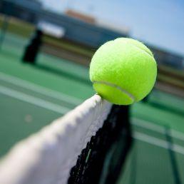 Tennis Demonstratie
