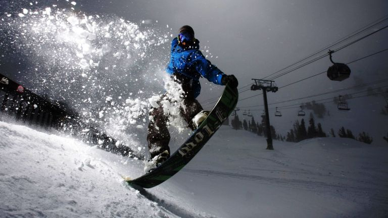 Snowboard Show