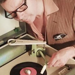 Vintage & Retro DJ Charley