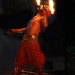 Het vuur van de Fakirs