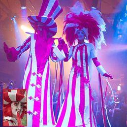 Monseigneur et Madame Rouge-Blanc