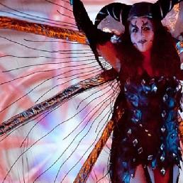 Queen of Bats & The Furious Fauns