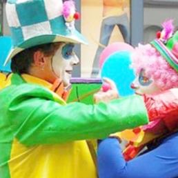 Nino & Nina de Clown
