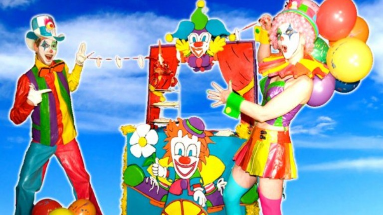 Nino & Nina de Clown