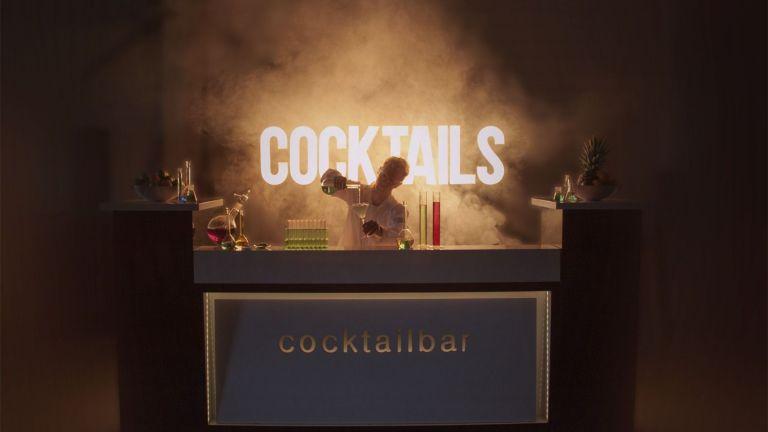 Mobiele cocktailbar