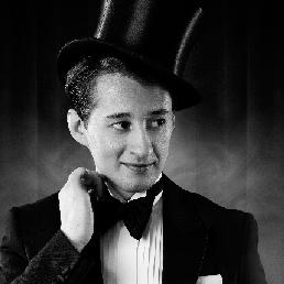 Goochelaar Rotterdam  (NL) Great Gatsby act - Tapdance magician