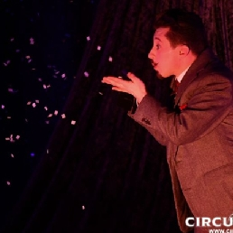 Great Gatsby act - Tap dance magician