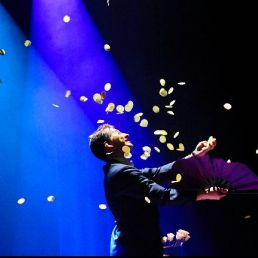 Event show Rotterdam  (NL) Spectacular Magic Act- Rafael Scholten