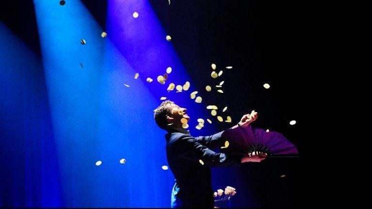 Spectaculair Magic Act- Rafael Scholten
