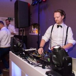 Allround Bruiloft DJ Koen