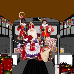 Kids show Nieuwegein  (NL) The Sinterklaas bus (Coronaproof)