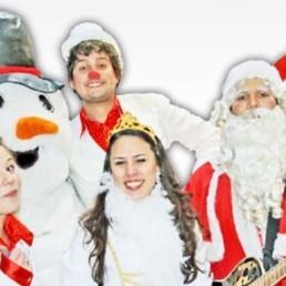 Sport/Spel Nieuwegein  (NL) Kerst Vossenjacht