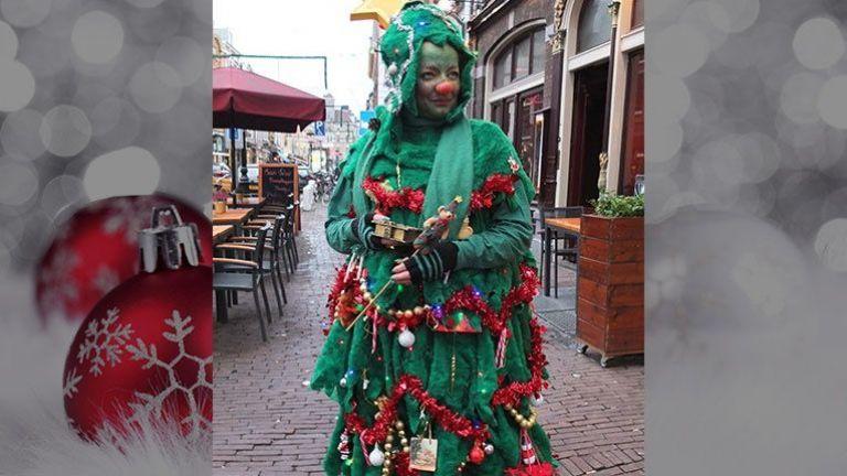 Levende Kerstboom
