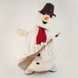 Karakter/Verkleed Nieuwegein  (NL) De Sneeuwpop