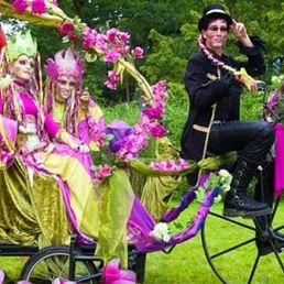 Animatie Amsterdam  (NL) De Feeenfiets / Fairy Carriage