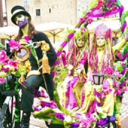 De Feeënfiets / Fairy Carriage