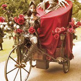 Animatie Amsterdam  (NL) De Wagen van Magere Hein / Grim Reaper's Wagon
