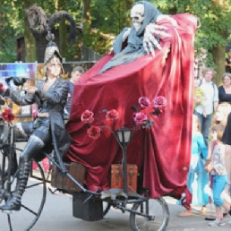 The Skinny Hein / Grim Reaper's Wagon