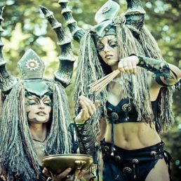 Female Fauns of Mihra