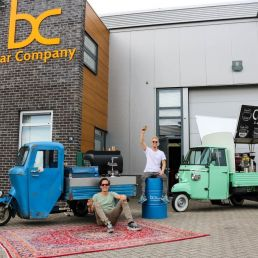 Barista Nijmegen  (NL) De Benelli - Koffie Tuk Tuk