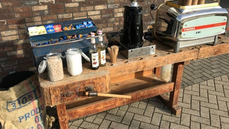 Coffee Workbench