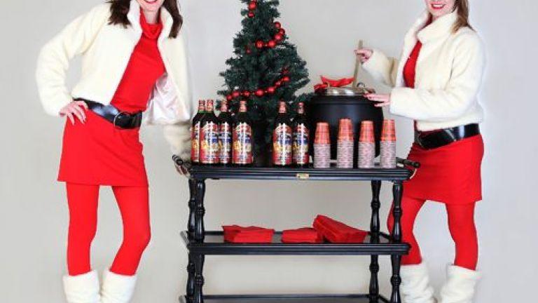 Kerstmeisjes