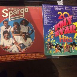 Vinyl jaren 80/90 DJ
