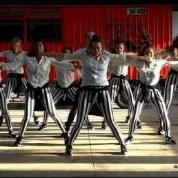 Dansgroep Utrecht  (NL) Ducktape Urban Dance Crew